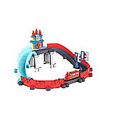 Chuggington Blazing Rescue Train Track - Toys/Games