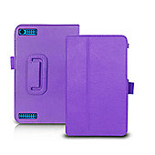"Orzly ""Stand & Type"" Case, Compatible with the Tesco Hudl 2 - Purple"