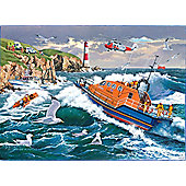 For Those In Peril - RNLI Puzzle