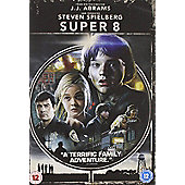 Super 8 (2013 re-sleeve) DVD