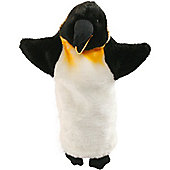 Penguin Long Sleeve Hand Puppet