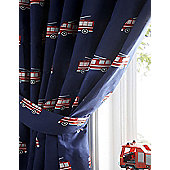 Fire Engine Curtains, 72s