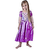 Rapunzel Royale - Child Costume 5-6 years