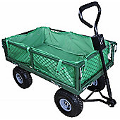 Steel Mesh Cart and Liner