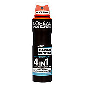 L'Oréal Men Expert Carbon Protect Deodorant 150Ml