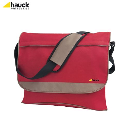 Hauck Abe Changing Bag, Red