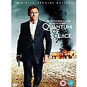 Quantum Of Solace 2 Disc