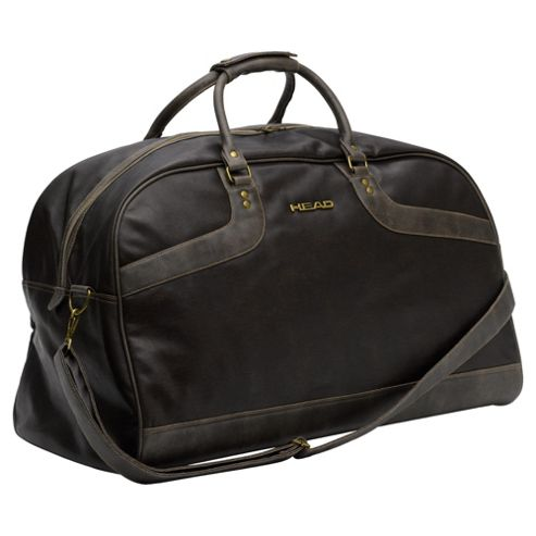 Head Memphis Travel Holdall, Dark Brown