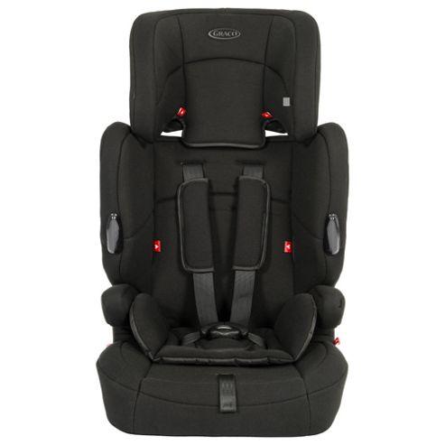 Graco Endure Group    Car Seat Black