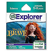 LeapFrog Explorer? Learning Game: Disney Pixar Brave