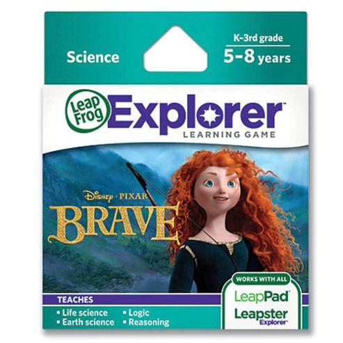 LeapFrog Explorer? Learning Game: Disney Pixar Brave