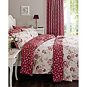 Catherine Lansfield Home Signature Etta King Size Duvet Cover Set Multi