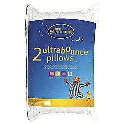 Silentnight Ultrabounce Pillow Twinpack