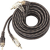Ground Zero 5.1XLC 5m RCA Cable
