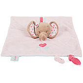 Nattou Comforter Large Doudou - Rose the Elephant