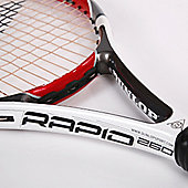 Dunlop Rapid 260 Tennis Racket (Grip UK 4 US 4 1/2)
