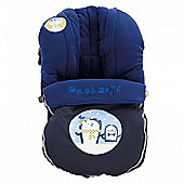 Jane Moom Car Seat Footmuff (Atlantic)