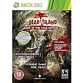 Dead Island Game of the Year: Classics Xbox 360