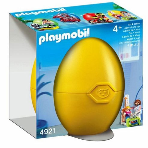Playmobil 4921 Pediatrician With Child Easter Egg
