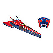The Amazing Spiderman Spider Speeder RC Speed Boat