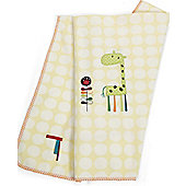 Mamas & Papas - Jamboree - Small Fleece Blanket