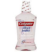 Colgate Plax Sensitive Mouthwash 500Ml.