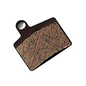 Clarks VX843C / VRX843C Hayes Stroker Ryde Disc Pads (carded) - Organic