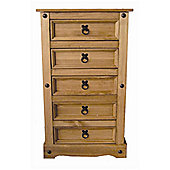 Altruna Acapulco Five Drawer Chest