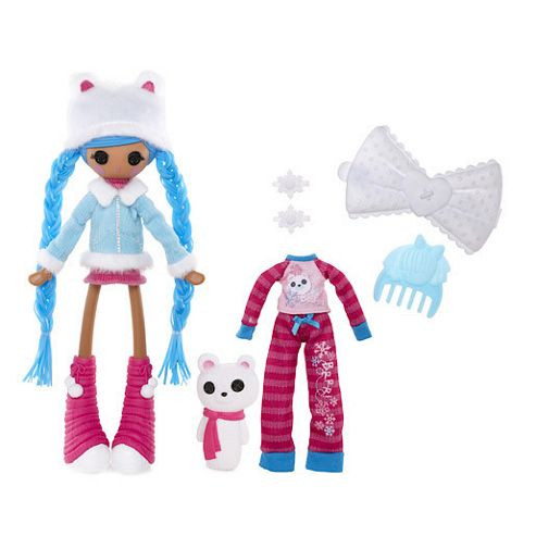 Lalaloopsy Girls Mittens Fluff 'n' Stuff Deluxe Doll