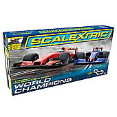 Scalextric World Champions Set