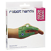 Science Museum Robot Hands