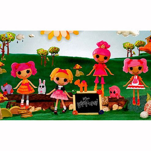 Mini Lalaloopsy 4-Pack - Set 5