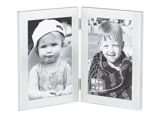 Sixtrees Dylan Double Photo Frame