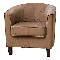Sofa Collection Belvoir Tub Chair - Medium Brown