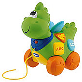 Chicco Talking Dragon Interactive Soft Toy