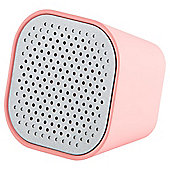 Tesco Mini Bluetooth Speaker Pink