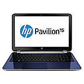 "HP Pavillion 15-n221sa, 15.6"" Laptop, Intel Core i3, 8GB RAM, 1TB Storage - Blue"