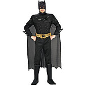Batman Dark Knight Deluxe Muscle Chest - Adult Costume Size: 42-44