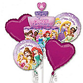 Disney Princess Balloon Bouquet - Assorted Foil