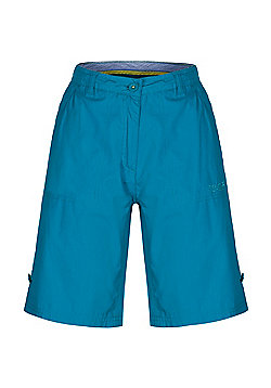 Regatta Ladies Sailaway Shorts - Blue