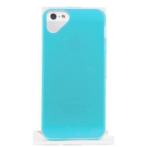 Olo Glacier Cases for Apple iPhone 5 - Blue