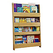 Tidy Books The Tidy Books Childrens Bookcase (Natural No Letters)