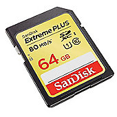 SanDisk Extreme SDHC Memory Card 64GB