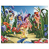Magical Fairies Wallpaper Mural 8ft x 10ft