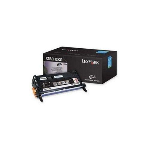 Lexmark X560 Black High Yield Print Cartridge (10K)