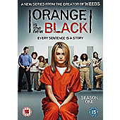 Orange is the New Black DVD