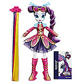 My Little Pony Equestria Girls Rainbow Rocks Rockin' Hairstyle Dolls - Rarity