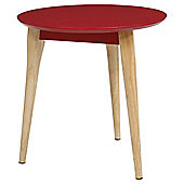 Miami Occasional Table Red