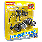 Fisher Price Imaginext DC Super Friends Catwoman