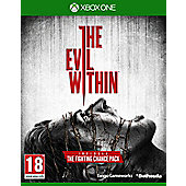 The Evil Within + Fighting Chance DLC - Xbox-One